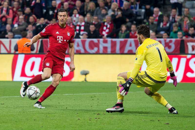 Bayern Munich vs Benfica Lisbon