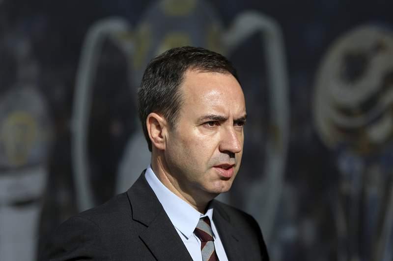 António Salvador, presidente do SCBraga