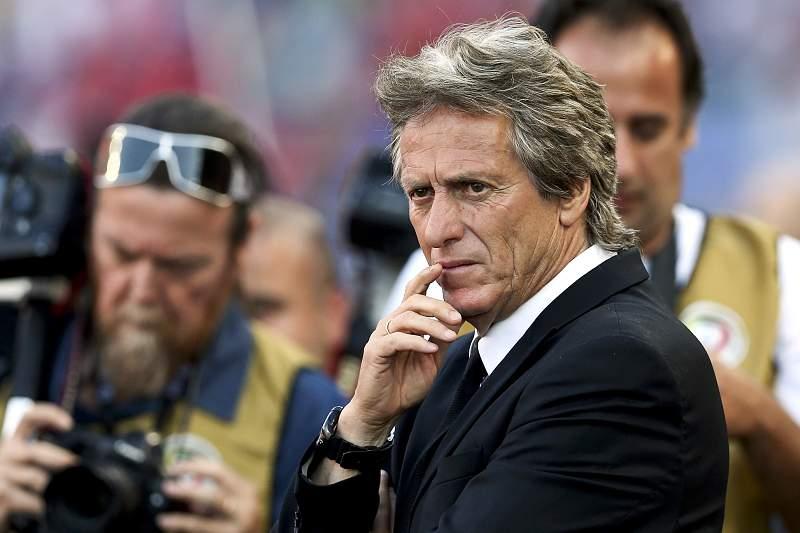 Jorge Jesus processado pelo Benfica