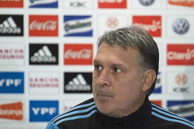 Tata Martino deixa seleção da Argentina
