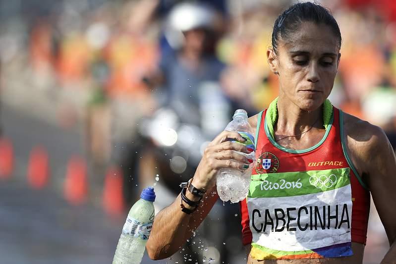 Rio 2016: 20 km marcha Ana Cabecinha
