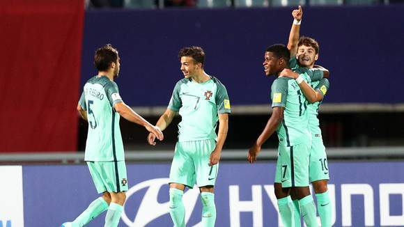 Seleção sub-2o perdeu nos quartos de final
