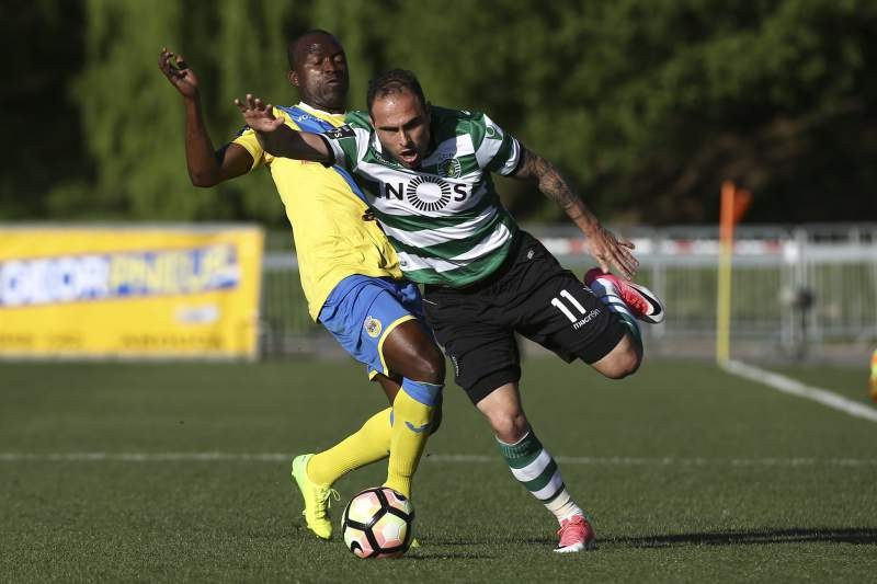 Arouca-Sporting, Bruno César