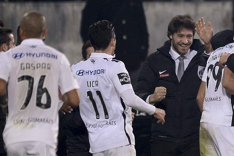Vitória de Guimarães vs União da Madeira