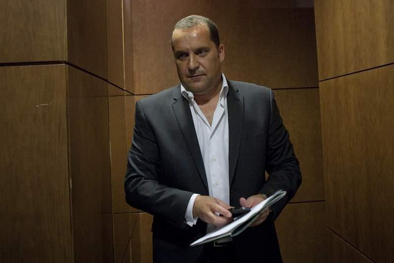 Sporting - Vice-presidente Paulo Pereira Crist