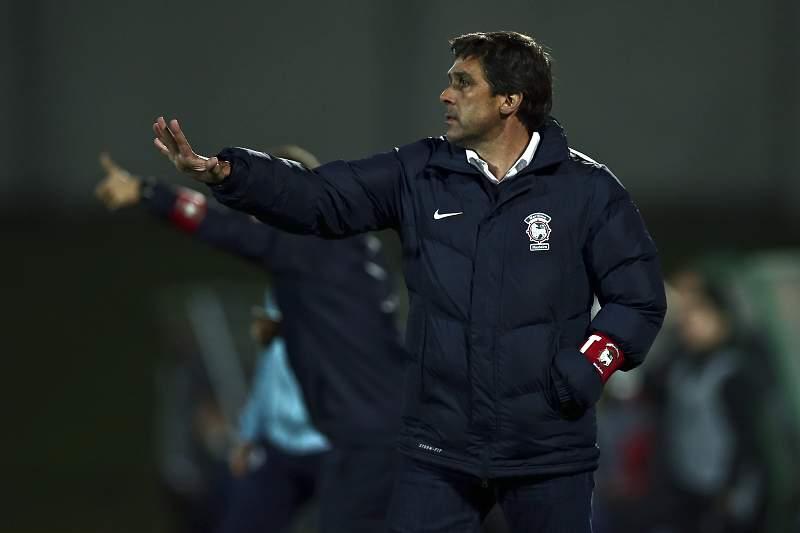 Daniel Ramos, treinador do Marítimo