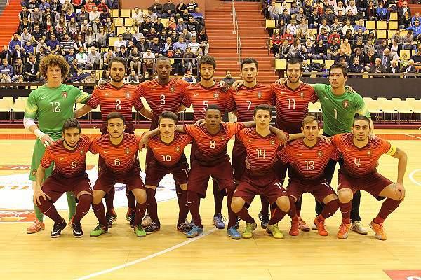 Seleção nacional sub-21 de futsal