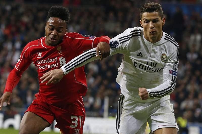 Sterling pode vir a ser colega de Cristiano Ronaldo