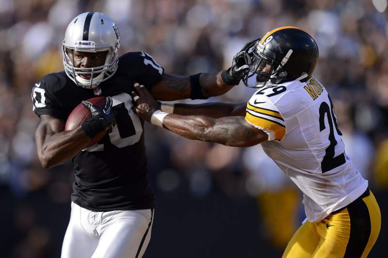 Pittsburgh Steelers at Oakland Raiders