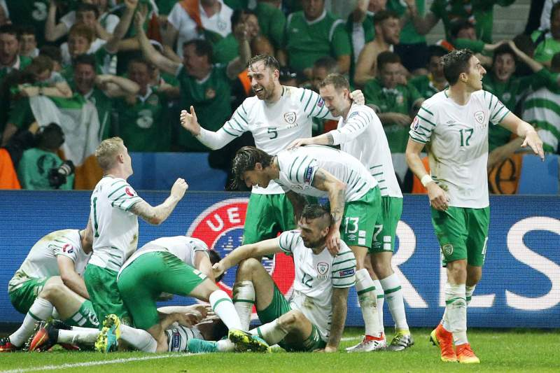 Group E Italy vs Ireland