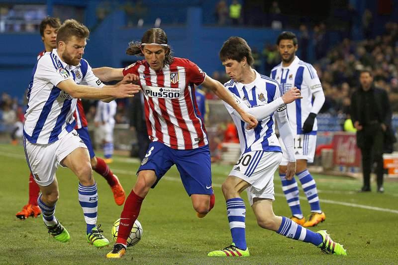Atlético Madrid - Real Sociedad