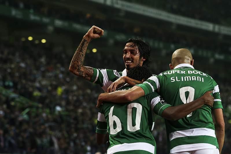 Sporting vence V. Setúbal