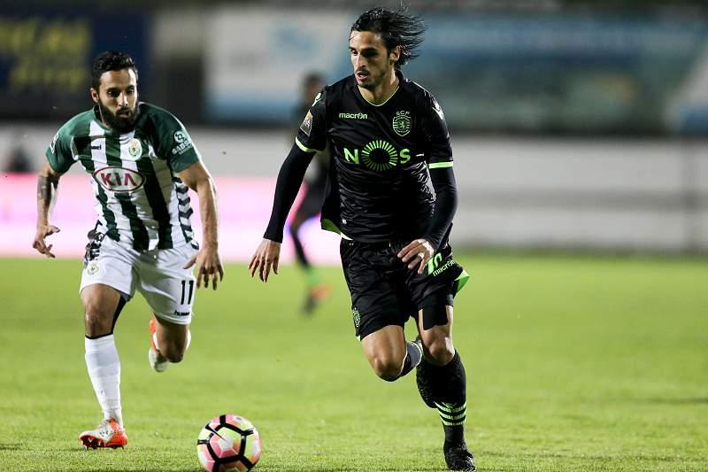 Bryan Ruiz Sporting CP
