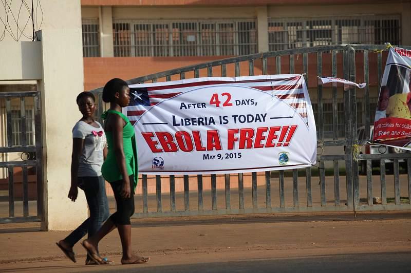 Libéria já pode receber jogos internacionais