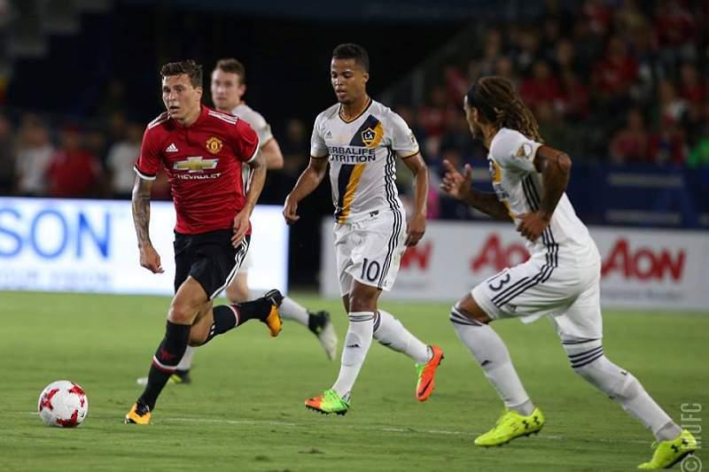 Lindelof no Manchester United