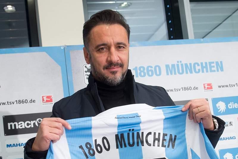 New TSV 1860 Munich coach Vitor Pereira