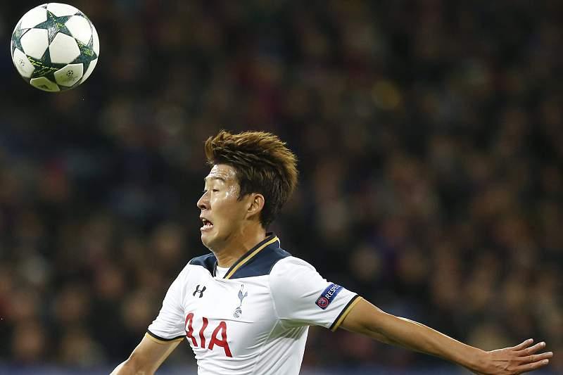 Heung-Min Son (CSKA - Tottenham