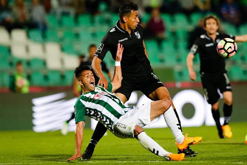 V. Guimarães vence no Bonfim e soma 6º triunfo consecutivo
