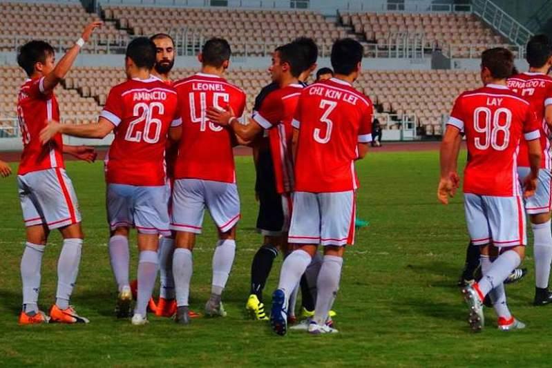 Benfica de Macau 'copia' Benfica português e faz 'dobradinha'