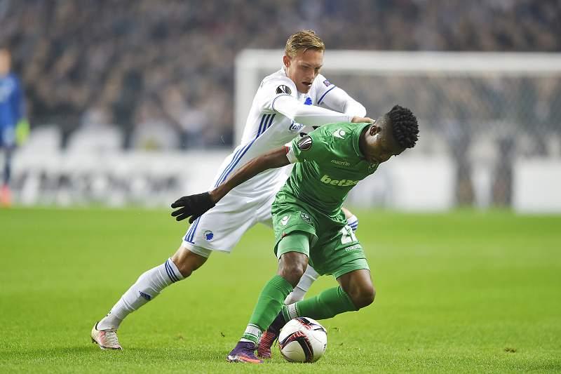 Jonathan Cafú na calha para reforçar o Sporting