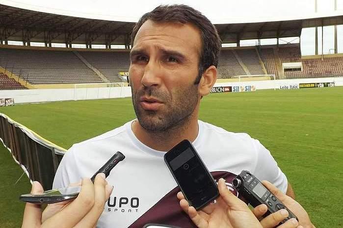 Treinador português Sérgio Vieira
