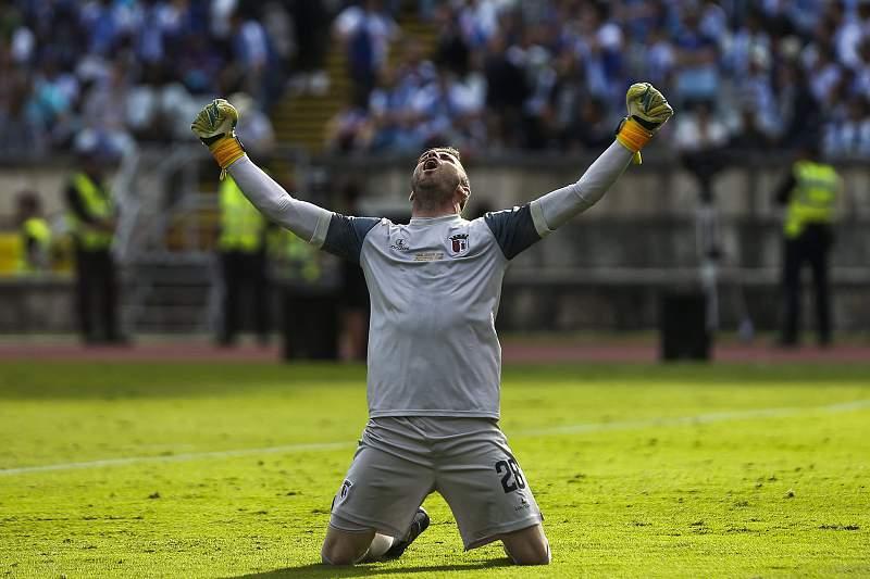 Marafona, guarda-redes do SC Braga