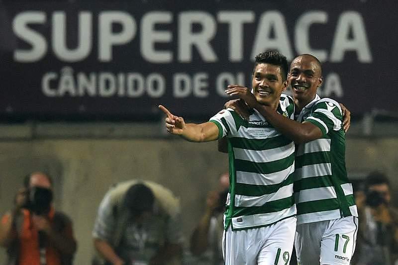 Sporting bate Benfica e entra a ganhar na nova época