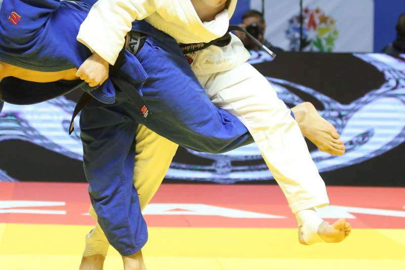 European Judo Championships in Kazan