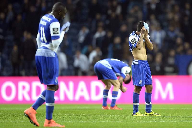 FC Porto com mais uma derrota