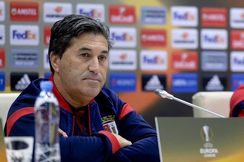 Conferência de Imprensa do SC Braga