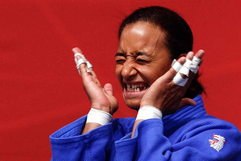 Londres 2012: Judo: Yahima Ramirez