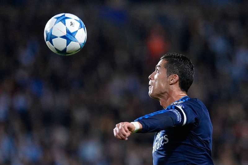 Cristiano Ronaldo é o melhor marcador de sempre do Real Madrid