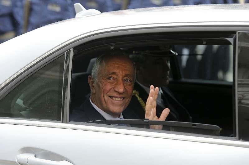 Marcelo Rebelo de Sousa toma posse como Presidente da República