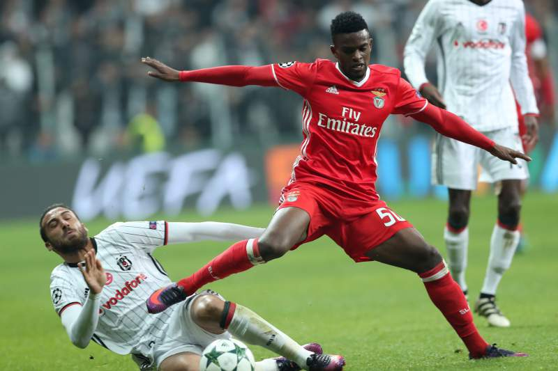 Besiktas Istanbul and Benfica Lisbon