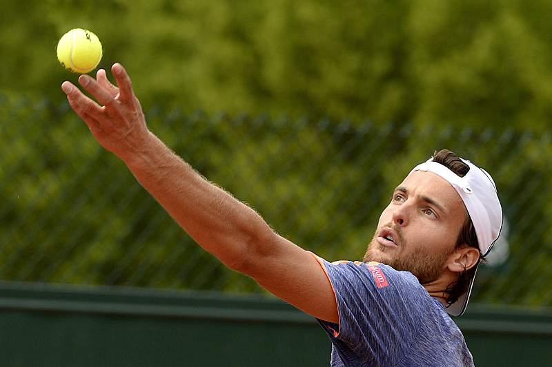 João Sousa, tenista português