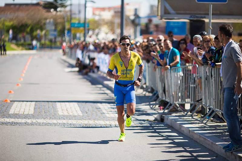 Bruno Pais, triatleta