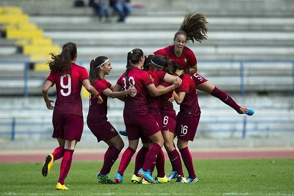 Seleção feminina de sub-19