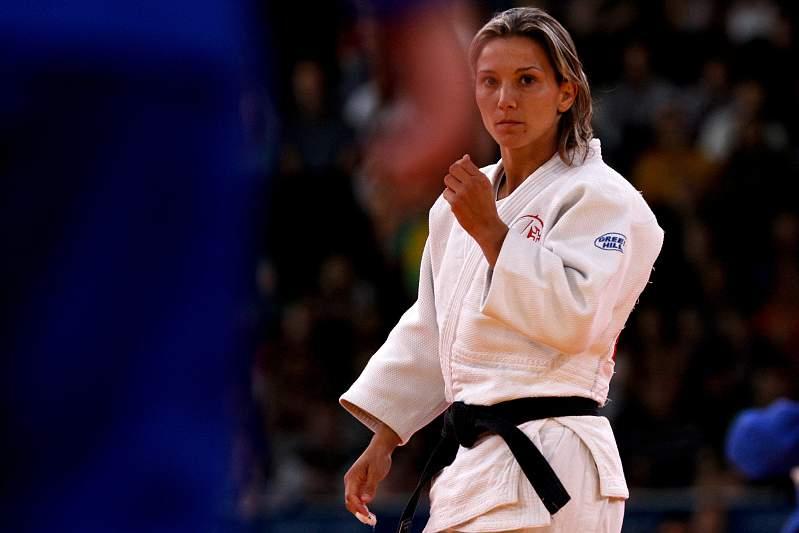 Telma Monteiro, judoca lusa