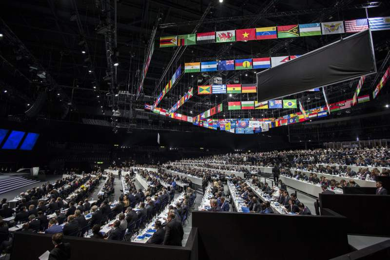 65th FIFA Congress in Zurich