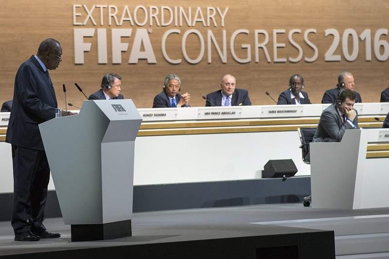 Congresso Extraordinário da FIFA