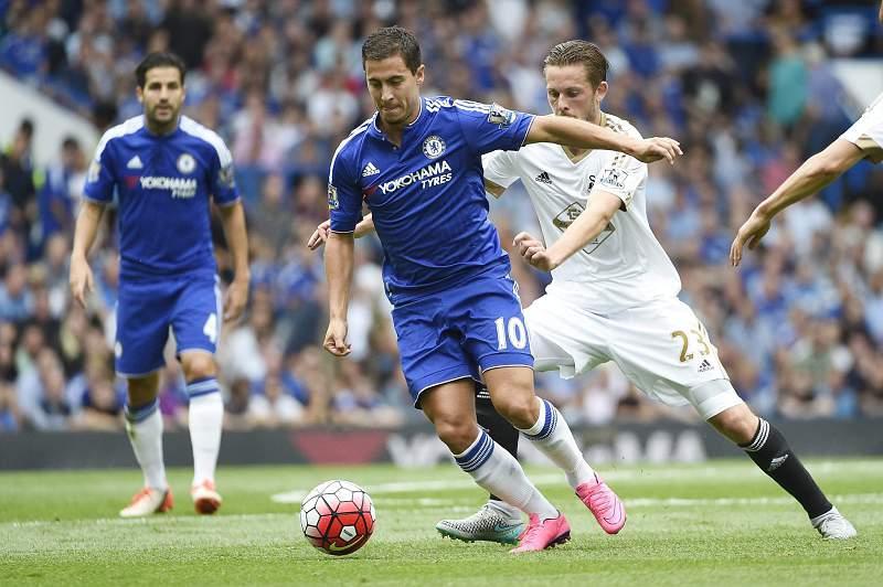 Chelsea - Swansea: 2015/2016