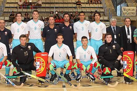 Equipa de hóquei em patins de Portugal em sub-20