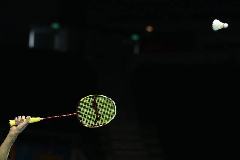 OUE Singapore Open Badminton