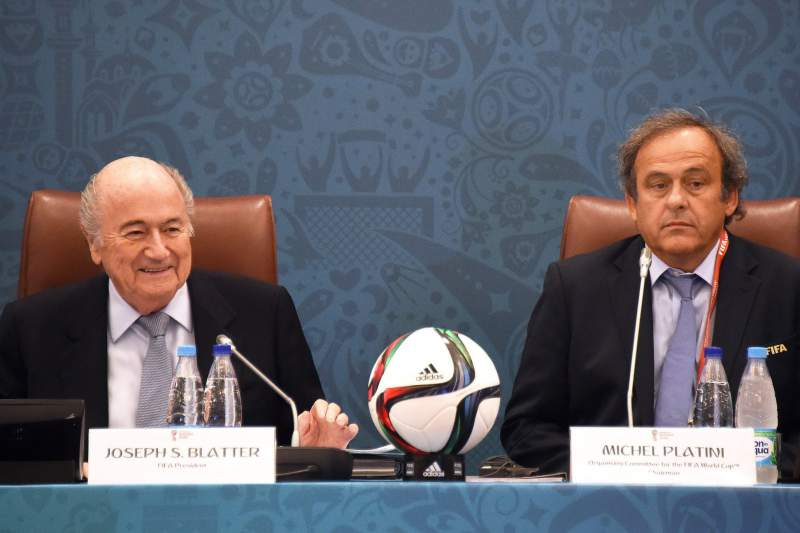 Platini confirms intention to run for FIFA presidency