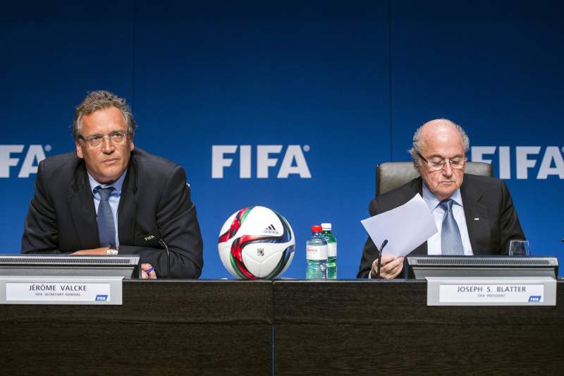FIFA Executive Committee meeting in Zurich