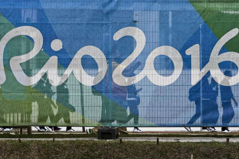 Rio2016: Hastear de bandeira de Portugal RIO2016
