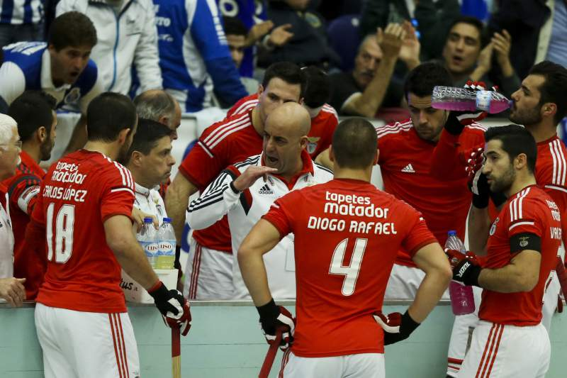Hoquei Patins: Porto Vs Benfica