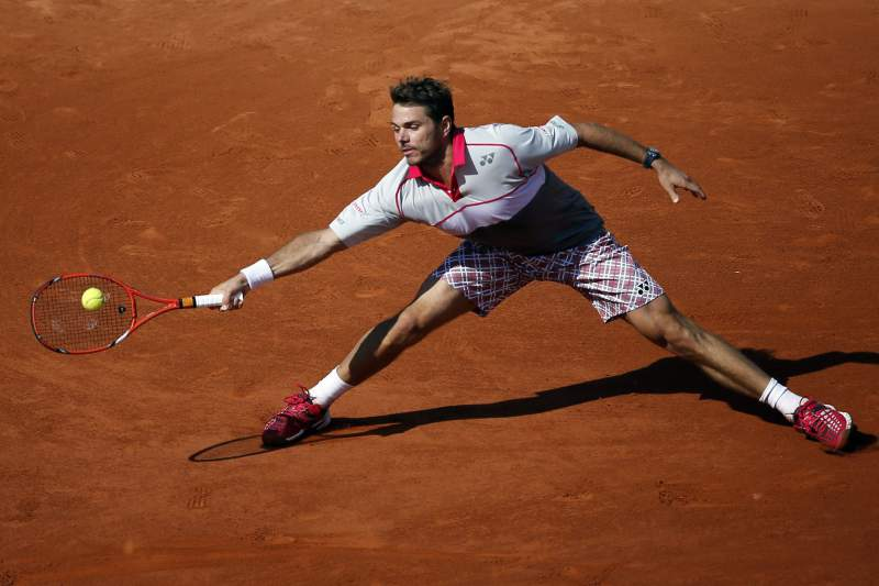 French Open tennis tournament at Roland Garros
