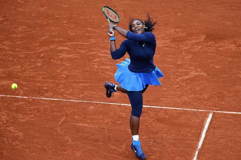 Serena Williams chega pela quarta vez