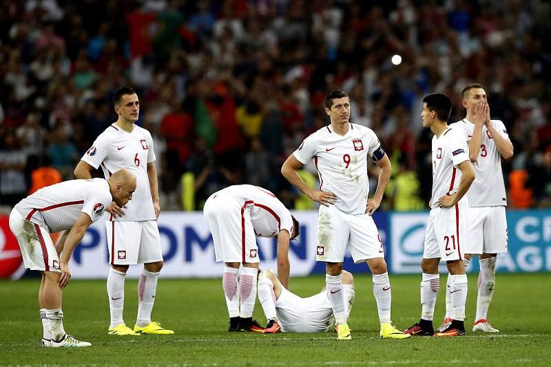 Euro2016: Polacos desiludidos